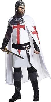 In Character Costumes Disfraz Caballero Cruzadas Hombre ...
