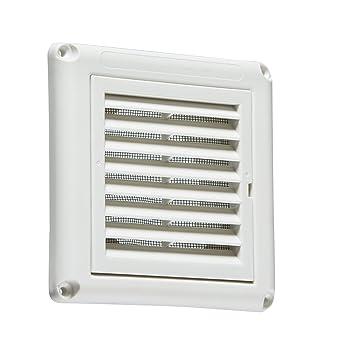KN45 - 100 mm/10,16 cm ventilador EXTRACTOR parrilla con ...