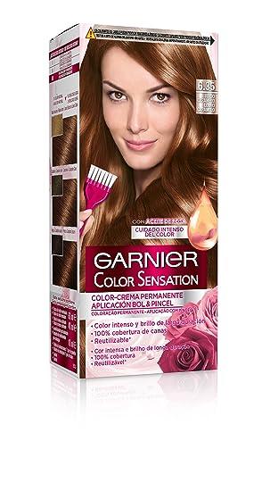 Coloración Color Sensation nº6.35 Rubio Caramelo de Garnier: Amazon.es: Belleza