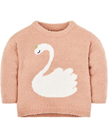 dec490a0b Baby Girls  Knitwear  Amazon.co.uk