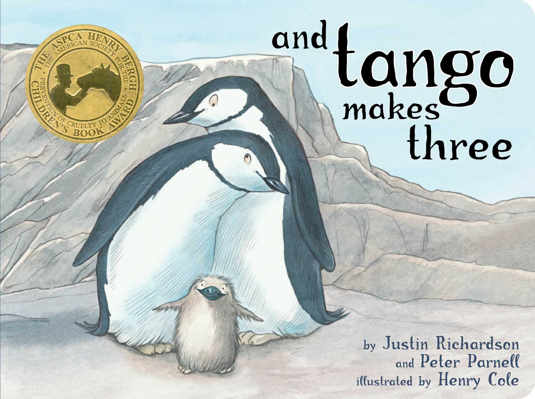 and tango makes three classic board books