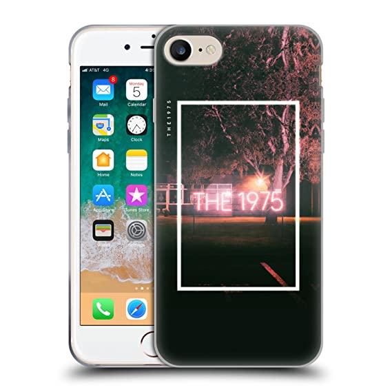 Amazon Com Official The 1975 Neon Sign Logo Songs Soft Gel