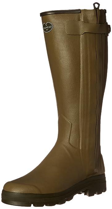 Footwear Men's Chasseur Cuir Rain Boot