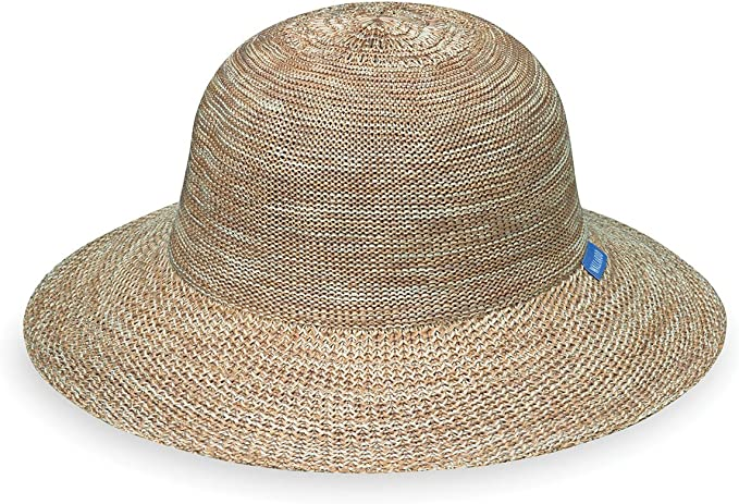 Wallaroo Hat Company Women's Victoria Sport Hat - Sporty and Compact