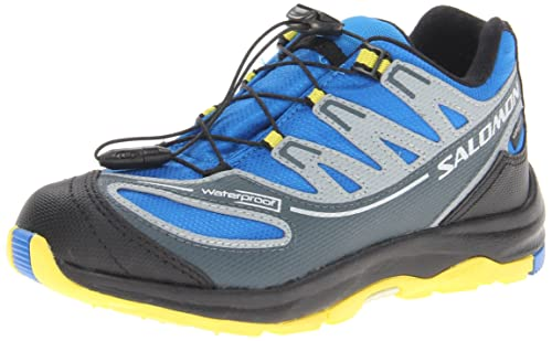 Salomon Junior XA Pro 2 K Trail Zapatillas Para Correr - 33: Amazon.es: Zapatos y complementos