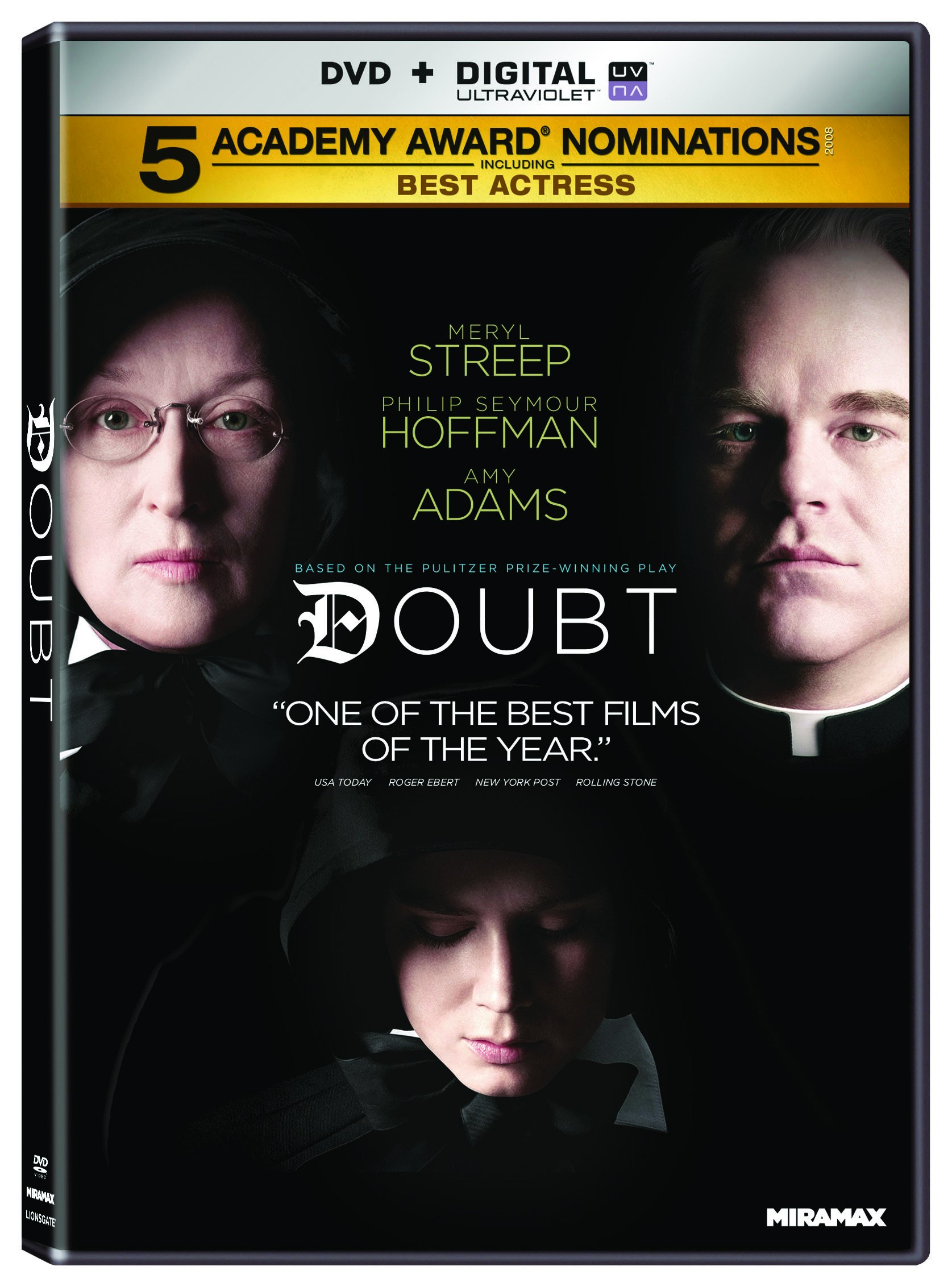 DVD : Doubt [2008] [WS] (Widescreen, AC-3, Dolby)