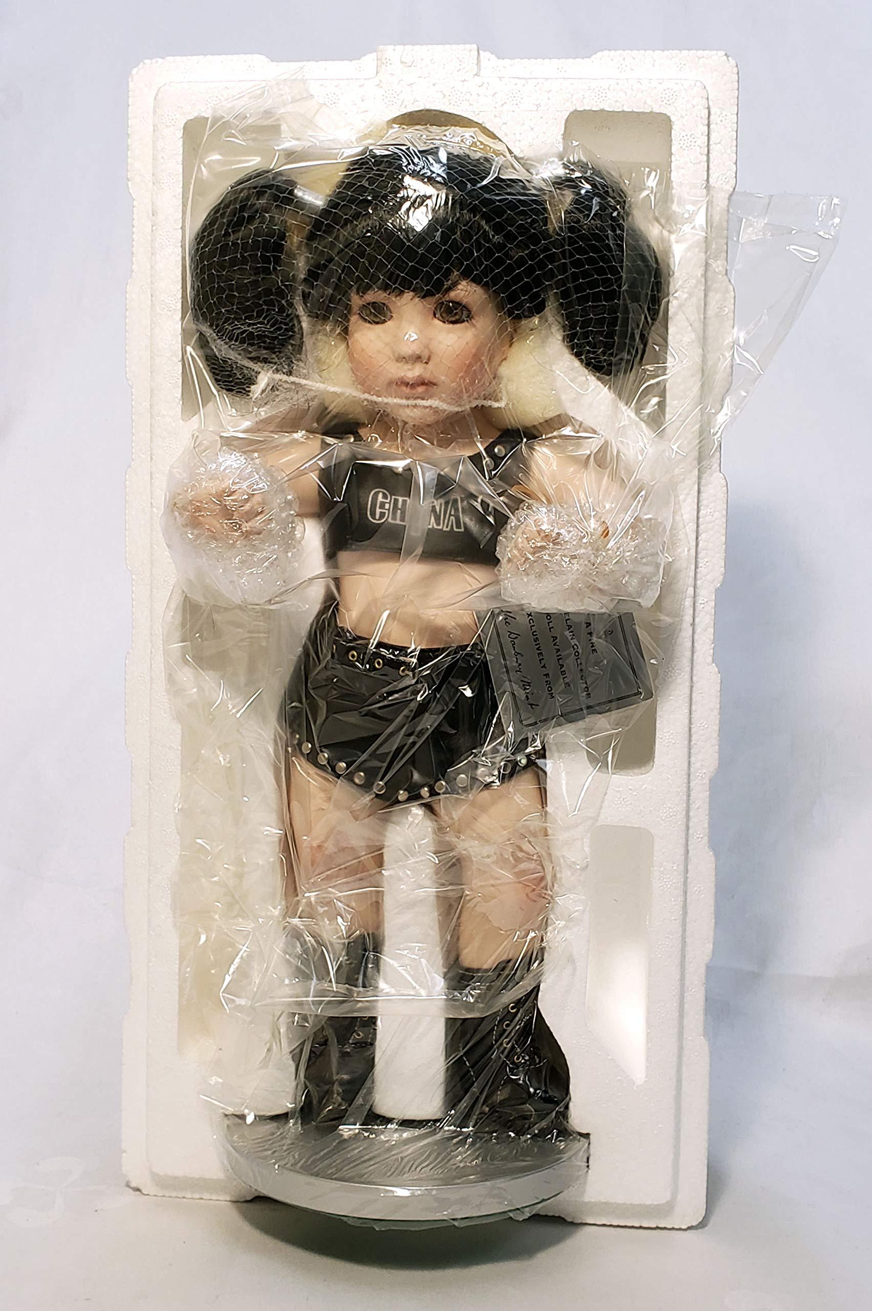WWF Little Chyna Porcelain Doll by Danbury Mint