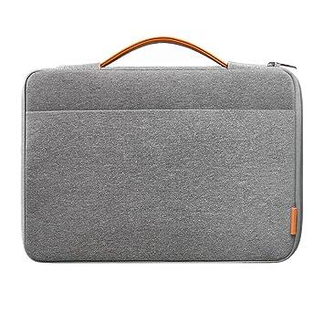 photos officielles f77f3 02aa2 Inateck Housse 13-13,3 Pouces Compatible avec MacBook Air 13/MacBook Pro 13  2012-2018 2019/Surface Pro 6 5 4 3 de 12,3 Pouces, Sacoche/Pochette ...