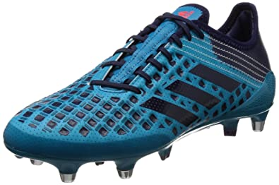 2546eae1b14 adidas Men s Predator Malice Sg Rugby Shoes  Amazon.co.uk  Shoes   Bags