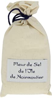 Amazon Com Natural Fleur De Sel Sea Salt From Noirmoutier Island