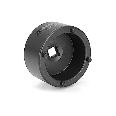 OEM TOOLS 25969 Toyota 4-Pin Hub Locknut Socket, 1/2 Drive   Remove & Install Locknuts Without Damage   Designed for Extra Durability   Mechanic-Quality Locknut Socket: Automotive