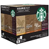 Keurig Starbucks, Roast Spectrum K-cup Variety Pack, 40ct
