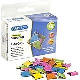 Rapesco CP15040M Supaclip Ricariche per Spara-Mollette