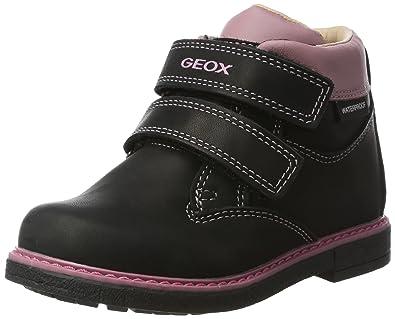39c123a5b7d Geox Baby Glimmer Girl WPF B Boots, (Black C9999), 4.5 UK Child