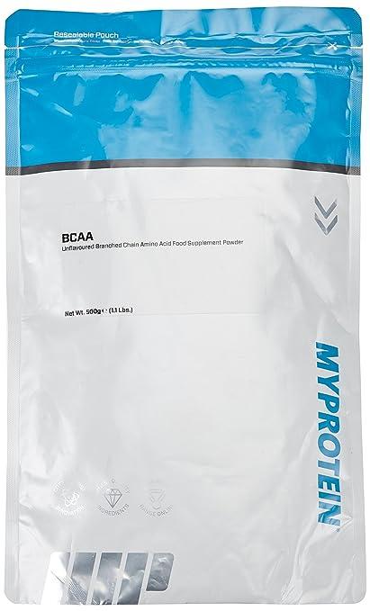 MyProtein BCAA Aminoácidos - 500 gr