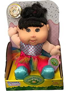 Asian boy cabbage patch
