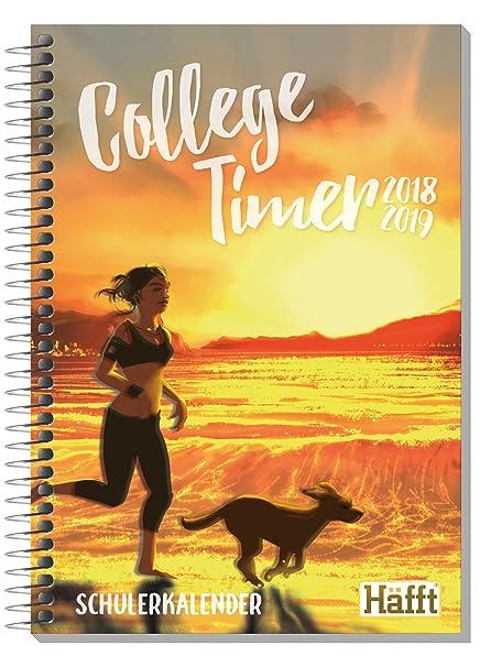 häfft College de temporizador A5 2018/2019 [playa Camino ...
