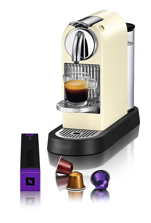 delonghi nespresso en167 b citiz kapselmaschine schwarz. Black Bedroom Furniture Sets. Home Design Ideas