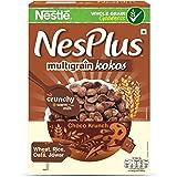 Nestlé NesPlus Breakfast Cereal, Multigrain Kokos – Choco Crunch, 350g Carton