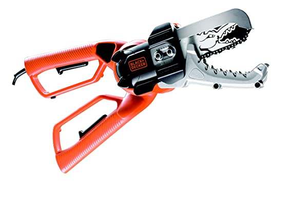 Test Black+Decker Elektro-Astschere Alligator