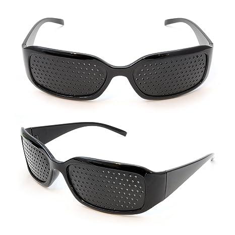 b778602efc989f Lunettes sténopéïques, lunettes à grille, lunettes de repos à sténopé,  lunettes pour améliorer