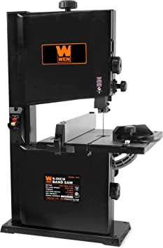 WEN 3959 Benchtop Bandsaw - The Best Overall