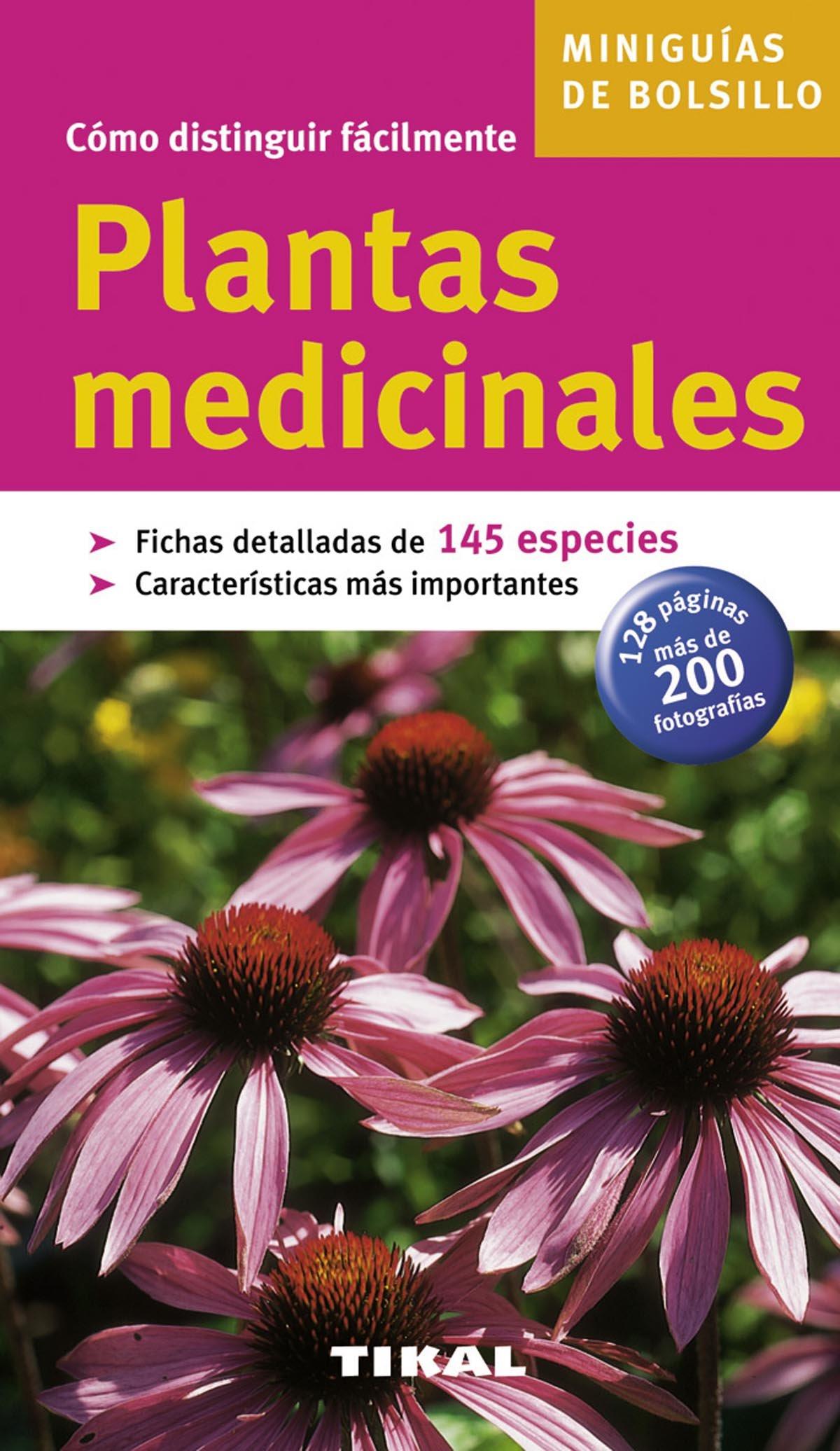 Plantas medicinales (Miniguias de bolsillo): Amazon.es: Tikal Ediciones S A: Libros