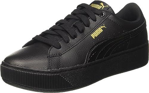 PUMA Damen Vikky Platform Lthr P Sneaker