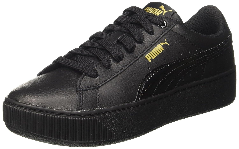 Puma Vikky Platform Lthr P, Sneaker Donna
