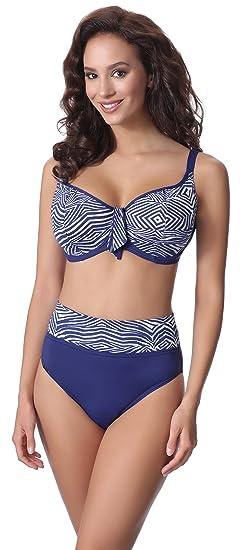 Antie Bikini Trajes de Baño Conjunto Tops y Bragas Mujer H32RR4 2017