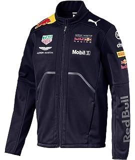 Amazon.com: New! 2016 Red Bull Team Rain Jacket (2XL ...