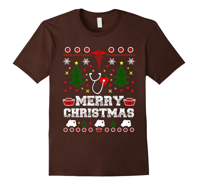NURSE SWEATER Christmas Nursing Holiday-Tovacu