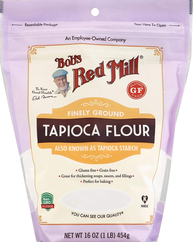 Bob's Red Mill, Tapioca Flour, 1 lb