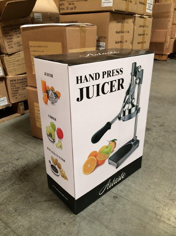 Artaste 46861 3-in-1 Citrus Juicer Manual