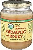 YS Organic Bee Farms CERTIFIED ORGANIC RAW HONEY 100% CERTIFIED ORGANIC HONEY Raw, Unprocessed, Unpasteurized - Kosher…