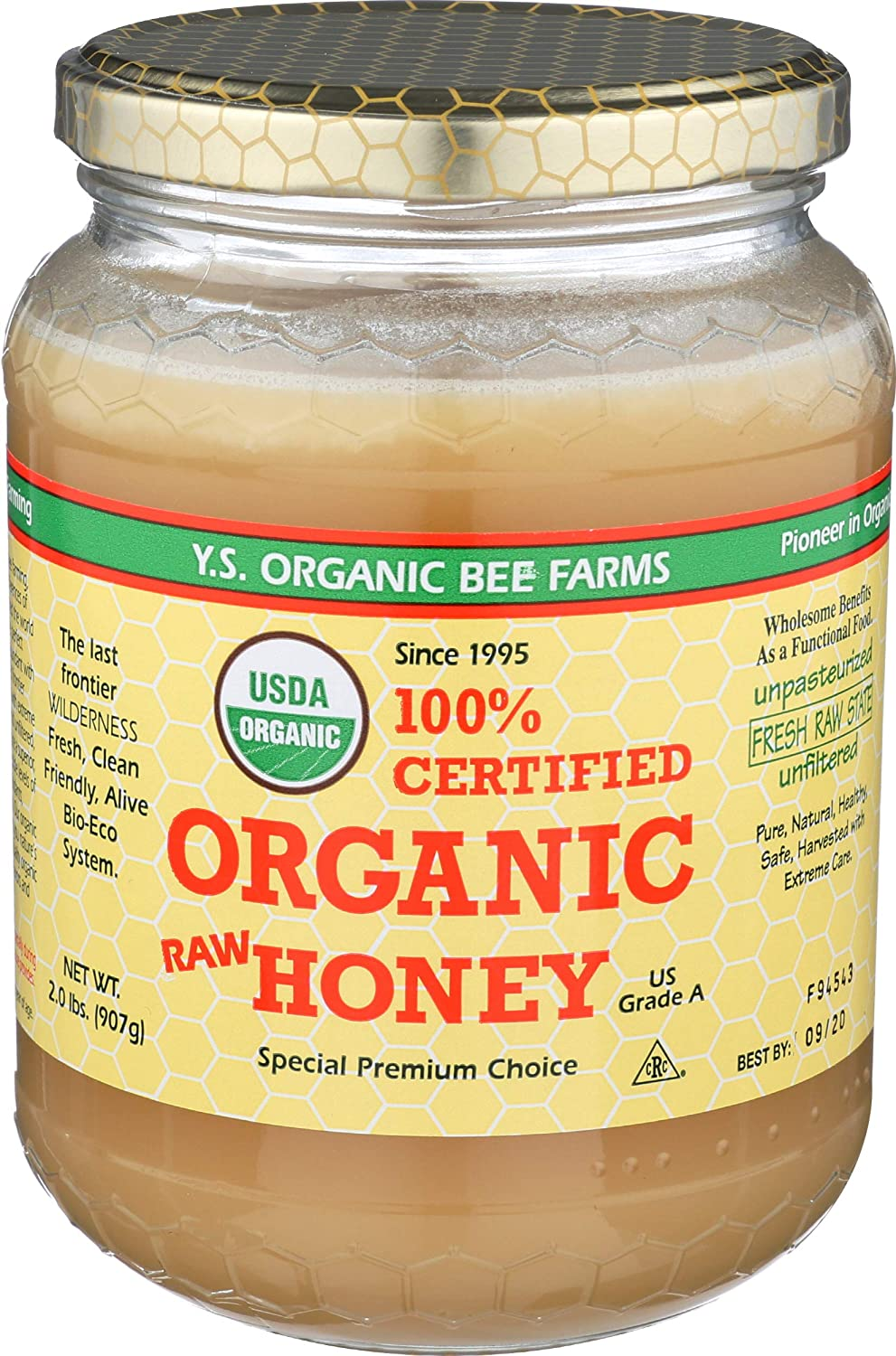 What is the best raw honey to buy? Where to buy raw organic honey?