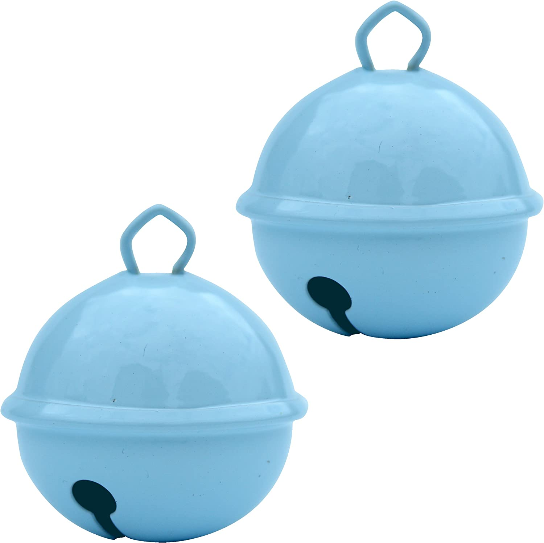 Grelot de 15 mm Turquoise foncé clochette de 15 mm