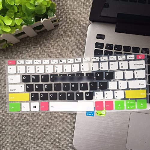 Tastaturabdeckung fur Lenovo Ideapad C340 14 Zoll C340 14API C340 14iwl C340 C 340 14IWL 14API 14 Zoll Farbe 1