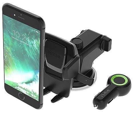 amazon com iottie easy one touch 3 rapidvolt bundle for iphone xs rh amazon com
