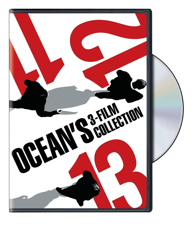 Amazon.com: Ocean\'s Trilogy (3pk): Movies & TV
