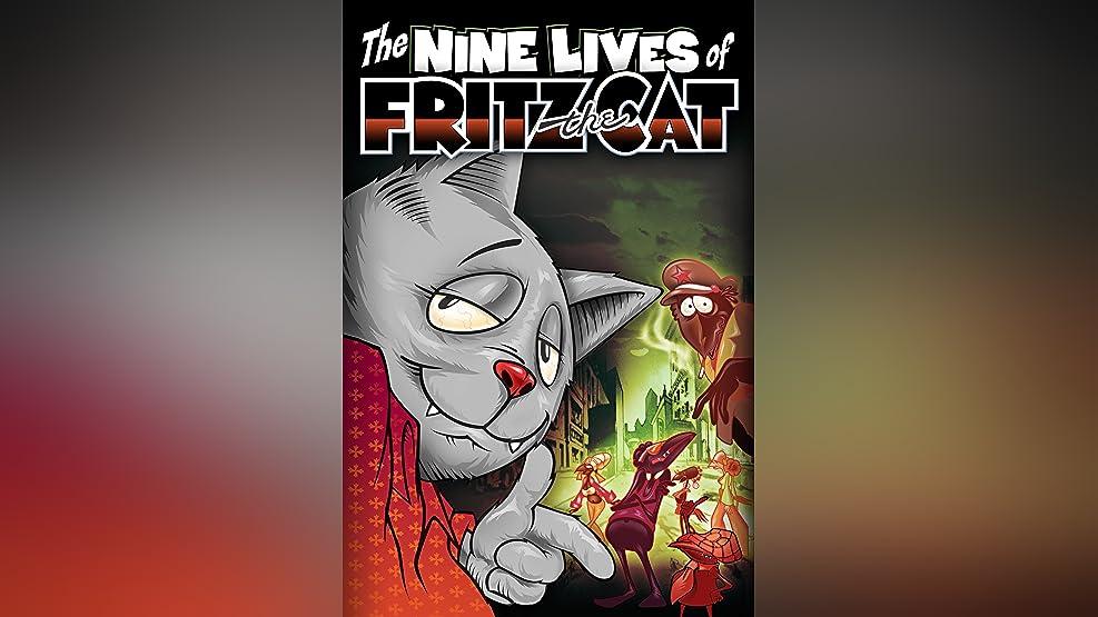 Amazon Com Watch Fritz The Cat Prime Video