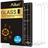 Galaxy Note 5 Screen Protector,[3 Pack]by Ailun,Tempered Glass,2.5D Edge,Ultra Clear,Anti-Scratch,Case Friendly-Siania Retail Package