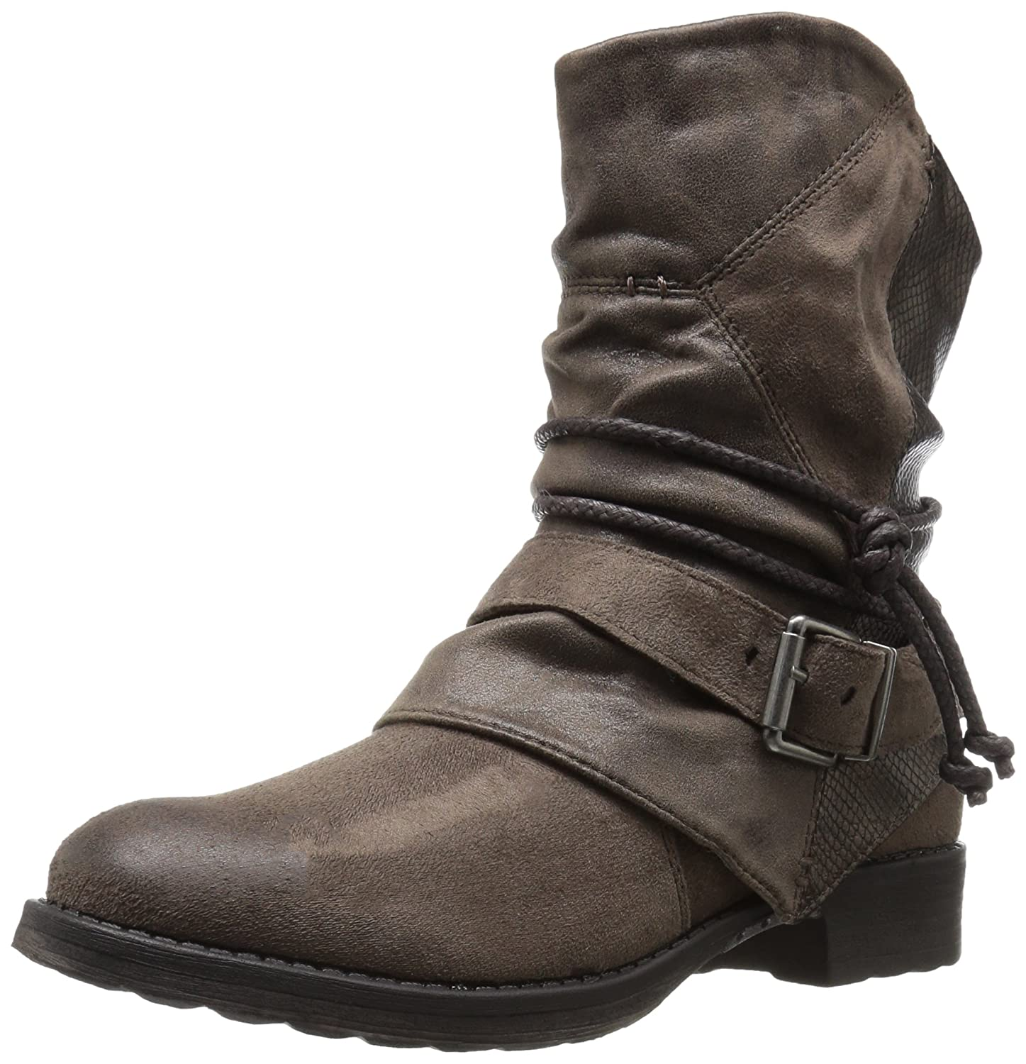Amazon.com   Dirty Laundry by Chinese Laundry Women's Ttyl Boot, Brown  Smooth, 6.5 M US   Mid-Calf
