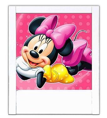 Minnie Maus - Weiße Lampe: Amazon.de: Beleuchtung