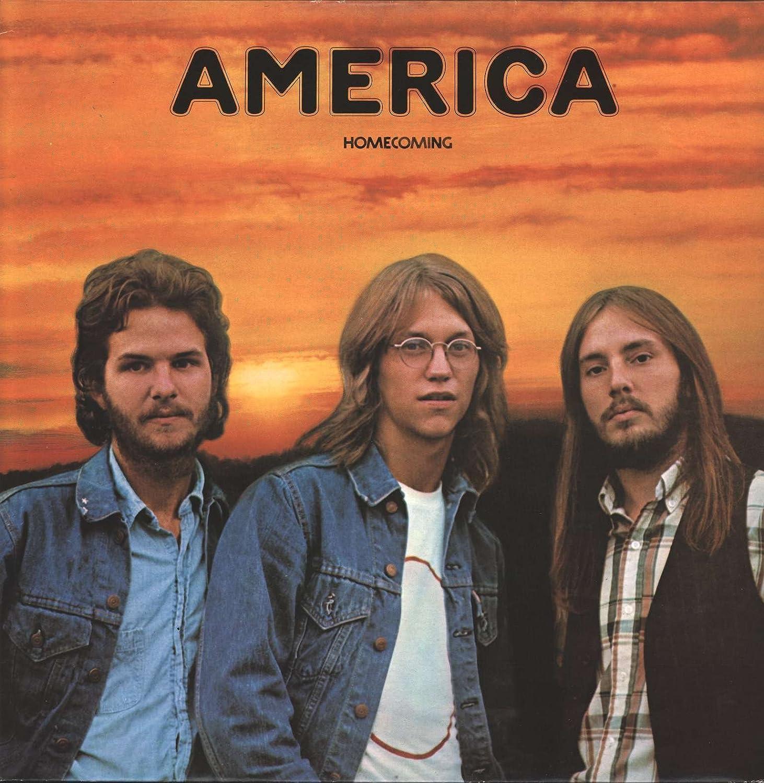 America - Homecoming - Warner Bros. Records - WB 46 180, Warner ...