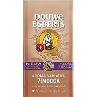 Douwe Egberts Filterkoffie Aroma Variaties Mocca Premium (3 Kilogram, Intensiteit 07/09, Dark Roast Koffie), 12 x 250…