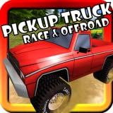 Pickup Truck Race & Offroad! 3D Toy Car Game For Toddlers and Kids With Racing, Contests, & 4WD 4x4 Action