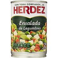 Herdez, Ensalada de verduras, 400 gramos