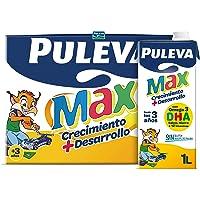 Puleva Max Leche Crecimiento y Desarrollo - Pack