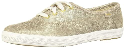 090efe0378dd Keds Women s Champion Eyelet Fashion Sneaker Black  Keds  Amazon.ca ...
